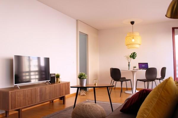 Entspannen im Business Apartment Zug