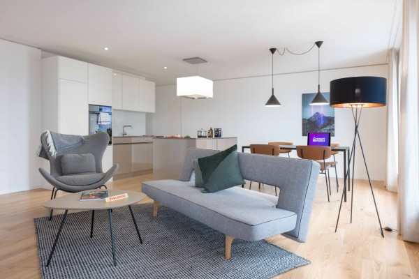 Entspannen im Möblierten Apartment Zürich