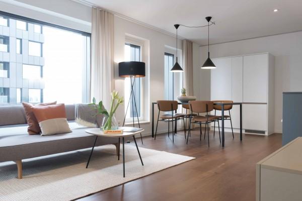 Zürich Wohnraum Serviced Apartment