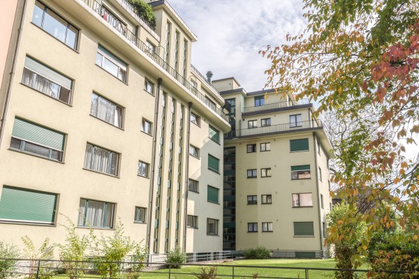 Aussenansicht Serviced Apartment Luzern