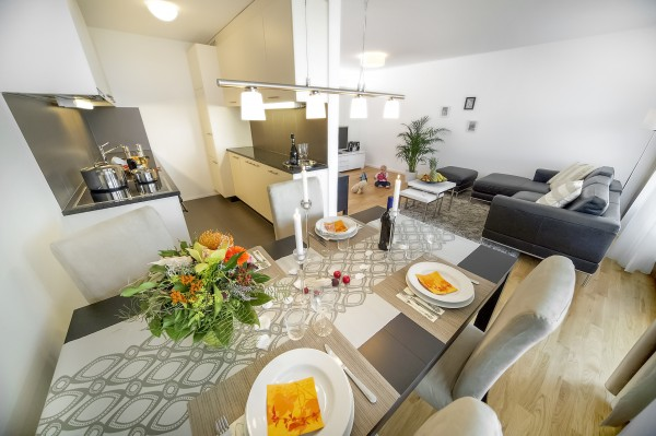 Geniessen im Serviced Apartment Zug