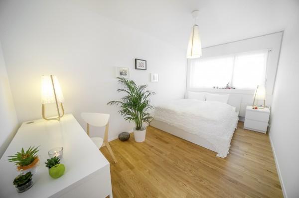 Schlafzimmer Möbliertes Apartment Zug