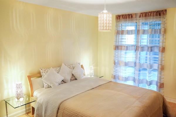 Schlafzimmer Business Apartment Zug