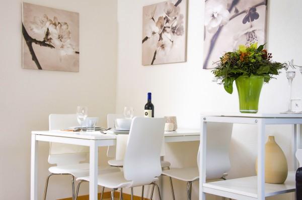 Luzern Essen im Business Apartment