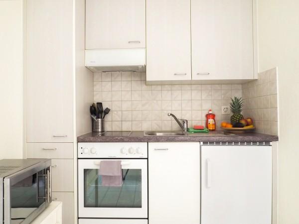 Luzern Kochen im Möblierten Apartment