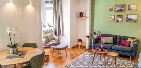 Luzern Verweilen im Möblierten Apartment