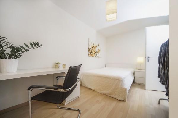 Schlafzimmer Serviced Apartment Luzern