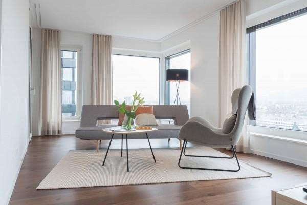 Entspannen im Business Apartment Zürich