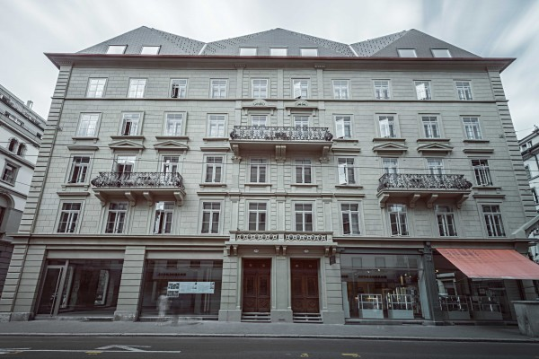 Luzern Aussenansicht Serviced Apartment