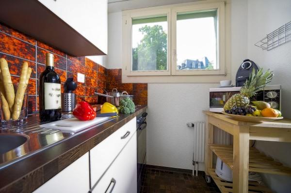 Luzern Kochen im Serviced Apartment