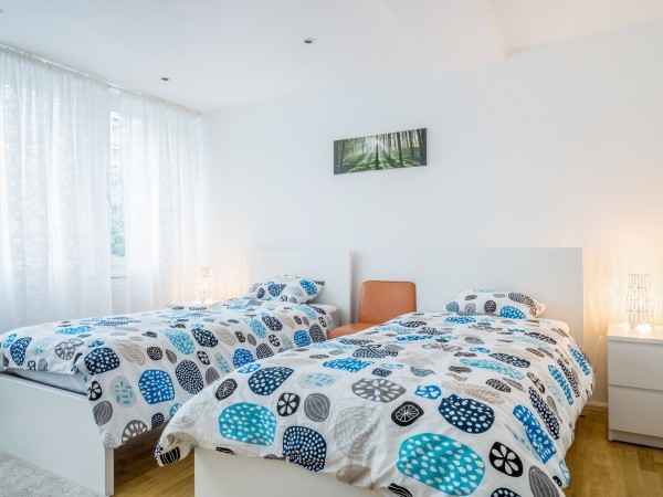 Kinderzimmer Serviced Apartment Zug