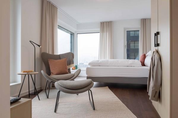 Entspannen im Serviced Apartment Zürich
