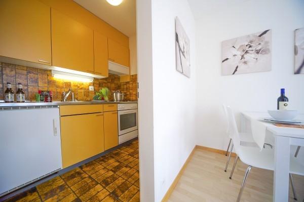 Kochen im Möblierten Apartment Luzern