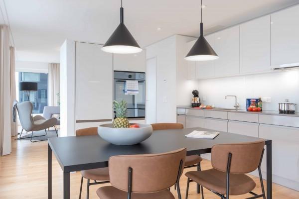 Wohnraum Serviced Apartment Zürich