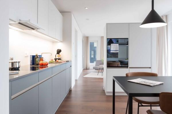 Zürich Kochen im Möblierten Apartment